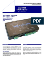 XE-8000 SMS Controller Overview