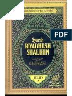 Riyadhus Shalihin Jilid 3