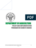Climate Change to Agri