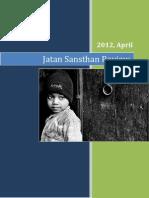 Jatan NewsletterApr12