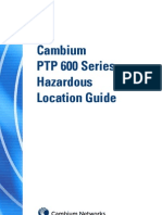 PTP600 Hazardous Location Guide