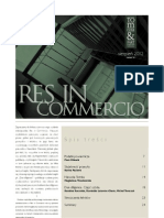 Res in Commercio 08/2012