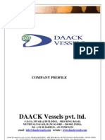 DAACK Vessels Pvt. Ltd