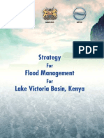 Strategy for Flood Mgt Kenya
