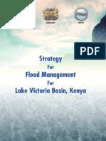 Strategy for Flood Mgt Kenya