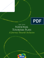 National Tourism Plan Brasil
