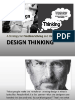 Design Thinking And Innovation