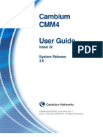 CMM4UserGuideIssue2c