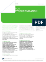 Synchronization 5 Options