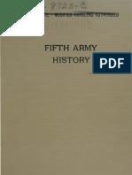 WWII 5th Army History II