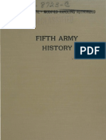WWII 5th Army History II