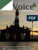 OilVoice Magazine | September 2012
