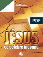 Jesus Ce Celebre Inconnu
