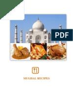 Mughal Recipes - eBook