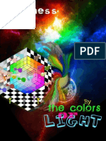 3D Chess game by the light of colors