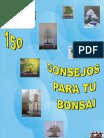 150 consejos para el cuidado del Bonsai