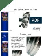 Bearing Causes
