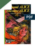 Caroline Quine Alice Roy 08 BV Quand Alice Rencontre Alice 1932