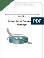 Protocoles et Concepts de Routage