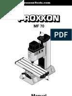 37110 Micro Miller Mf70