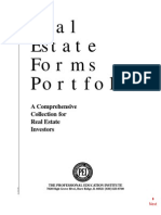 No Money Down - Real Estate Forms