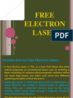 Xray Free Electron Laser