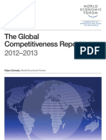 The Global Competitiveness Report 2012-2013