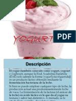 Yogurt Eve