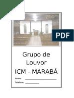 Louvores Grupo de Louvor vs 1.0
