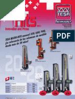 Tecnimetal Tesa Hits 2012