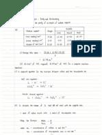 STPM Chemistry Practical Experiment 3 2012 Semester 1