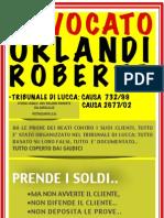 Avvocato Orlandi Roberto,Pietrasanta(Lu)