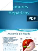 Presentacion Tumores Hepáticos