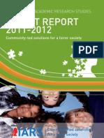 IARS Impact Report 2011-12
