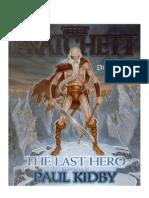 El Ultimo Heroe - Mundodisco 27