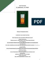 Zeitschrift Ars Naturæ (3-4. Heft)