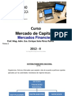 Clase de 2 MC Sistema Financiero Nacional