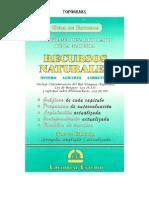 Guia de Recursos Naturales