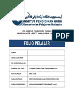 Folio+Pelajar