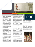 Consulta Nutricional Deportiva PRG 7.0 Octubre 2012