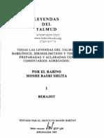 Leyendas Del Talmud Berajot