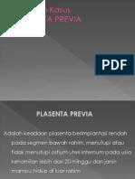 Lapkas Obstetri (Plasenta Previa, Mioma Uteri, Fetal Distess)