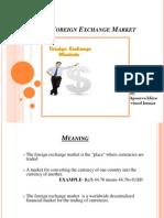 Foreign+Exchange+Market