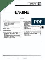 Engine 4g54