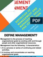(1046a)Management Assignment