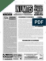 Sin Límites - Septiembre 2012