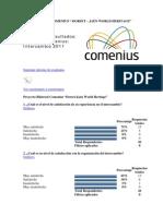 Resultados Cuestionario Evaluacion Familias 2011