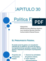 ECONOMIA CAPITULO 30