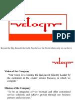 Marketing Mix of Velocity Prod n Price-edited