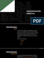 Preimpresion grafica